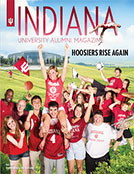 IU Alumni Magazine Fall 2013 Cover