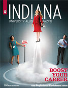 IU Alumni Magazine Fall 2014 Cover