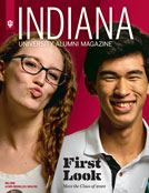 IU Alumni Magazine Fall 2016 Cover