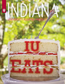 IU Alumni Magazine Summer 2015 Cover